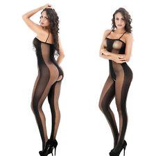 Sexy Lingerie Fishnet Body stockings Dress Underwear Babydoll Sleepwear NY6013B