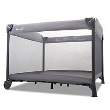 Brand New Joovy New Room2 Portable Playard, Charcoal