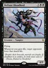 Defiant Bloodlord Rare Battle for Zendikar ~~~ MINT ~~~ UNPLAYED MTG Magic