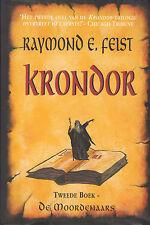 KRONDOR (TWEEDE BOEK - DE MOORDENAARS) - Raymond E. Feist
