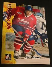 JOHN TAVARES 2005-06 In The Game ITG Hot Prospects ROOKIE Card #371 Generals RC