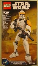 Lego Clone Commander Cody #75108 Star Wars new in box