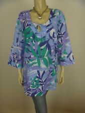 MY SIZE Cotton Kaftan Style Shirt sz 16 As New - BUY Any 5 Items = Free Post