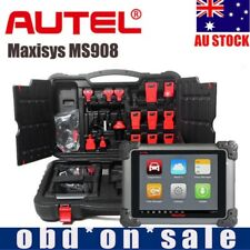 AUTEL MAXISYS MS908 OBD2 Diagnostic Scanner Tool Code KEY ECU Coding As MS908P