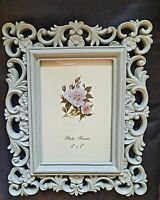 Baroque Shabby Chic Photo Frame Ornate Vintage Wedding French Gift Place card