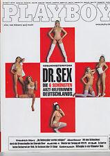 Playboy (deutsch) 08/2005 Nick Heidfeld Tiffany Fallon Friedrich Merz Z 1