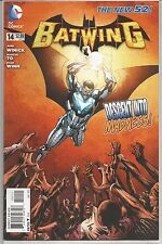 Batwing : DC Comic book #14 : The New 52 Collection
