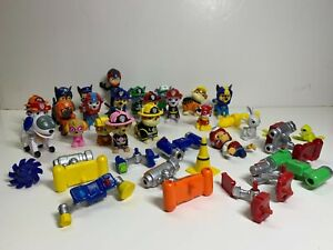 Paw Patrol Figure & Vehicle Lot