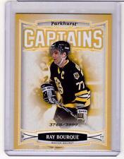RAYMOND BOURQUE 06/07 Parkhurst CAPTAINS Insert Card #163 Boston Bruins /3999