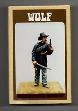 WOLF HORNET MODELS WUS 04 - UNION OFFICER 1861-1865 - 1/32 WHITE METAL KIT