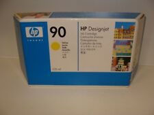 Original HP90 C5064A  Designjet 4000 4000ps  4500 4500ps 4500mfp Yellow gelb