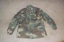 Military BDU Medium Sht Field Jacket Camouflage US Army USAF US Navy Men Boys195