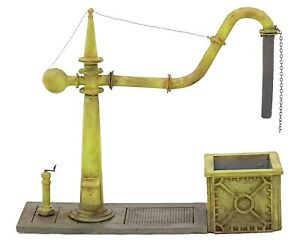KT01 Water Crane Kit O scale model railway scenics unpainted