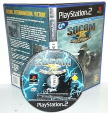 SOCOM U.S. US NAVY SEALS - Ps2 Playstation Play Station 2 Gioco Game