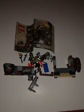 Lego Blacksmith Attack Set # 6918 Used With Instructions Not Confirmed Complete