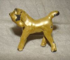 Cast Iron Miniature Horse Antique Figurine Figure 1 5/8""