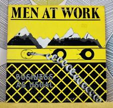 MEN AT WORK - Business As Usual [Vinyl LP, 1982] USA Import FC 37978 Pop *EXC*