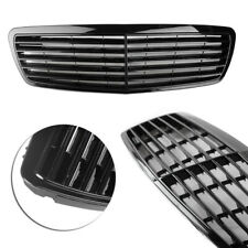 Front Grille Grill Fit Mercedes Benz W211 E-CLASS E320 E350 E500 E55 2002-06 Car