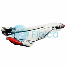 New Prologo Scratch 2 NACK CPC Black White Red 134mm Carbon Fibre Road Saddle
