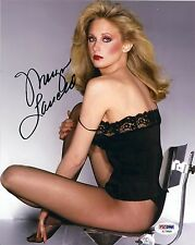 PSA/DNA MORGAN FAIRCHILD VERY SEXY  AUTOGRAPHED SIGNED  8x10 PHOTO
