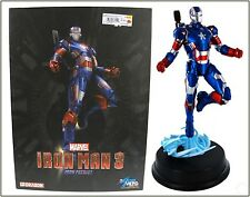 Iron Man 3 Iron Patriot Armor 1:9 Action Hero Vignette by Dragon Models