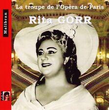 Rita GORR / La Troupe de l'Opera de Paris / (1 CD) / NEUF