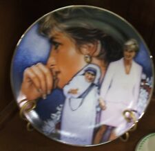 Diana, Princess of Wales, Angels Among Us - Franklin Mint Collection