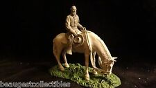 Conte Robert E. Lee CIVIL WAR GENERAL CONFEDERATE GETTYSBURG  pewter