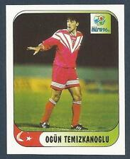 MERLIN-EURO 96 ritirato Adesivo - #305 - Turchia-OGUN temizkanoglu
