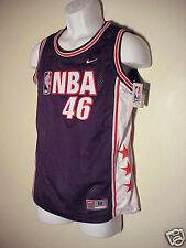 Authentic Rare NBA #46 Jersey Youth Size M Lenght + 2  NWT