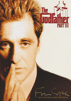 Godfather Part III (The) – Coppola Restoration – 3 (R4 DVD) New & Sealed