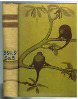 Living Treasure by Ivan Sanderson 1941 1st Ed. Rare Book! $
