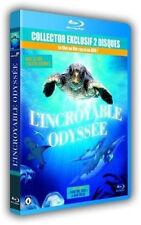 26408 // L'INCROYABLE ODYSSEE - Combo Blu-ray + DVD [Blu-ray]  NEUF