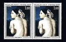 FRANCE-FRANCIA 1967 Le Baigneuse de Jean-Auguste-Dominique Ingres 1780-1867 (F)