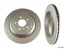 2-Pieces Meyle Anti Rust Coated Rear Rotors with 330mm Diameter Mercedes