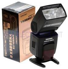 Yongnuo YN568EXII TTL Master High-Speed Sync 1/8000s Flash for Canon Camera