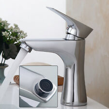 Waschtischarmatur Bad Armatur Einhebelmischer Waschbecken Wasserhahn Wasserfall
