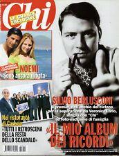 Chi 2009 20.SILVIO BERLUSCONI,MONICA BELLUCCI,KATE MOSS,LENNY KRAVITZ,RAMAZZOTTI