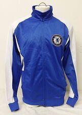 Chelsea FC Men's Soccer Track Jacket Blue NWOT Size Large