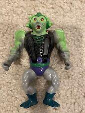 New ListingVintage Motu Masters of the Universe Snake Face Figure Mattel He-Man
