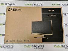 """Acer KG271 bmiix 27"""" - 1920x1080 - 300nits - 1ms response - 2Wx2 Speakers"""