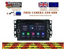 AUTORADIO DVD GPS NAVI BT ANDROID 9.0 DAB+ WIFI GMC ACADIA BUICK ENCLAVE RD5391