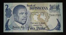 Botswana 2 Pula 1983 UNC