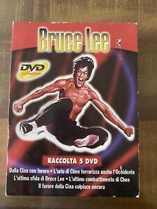 Bruce Lee Raccolta 5 DVD