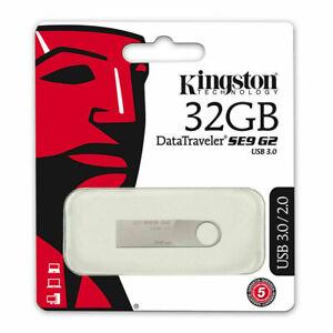 Kinston 32GB  usb 3.0 memory stick flash - pen thumb drive