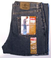 Wrangler - Big Men s Relaxed Fit Jeans 100 Cotton Vintage Wash US Size 52  ... 61a2ff20e