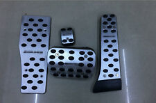 Non-drilling Aluminum Brake Pedal For Mercedes Benz W202 W203 W204 W205 C220