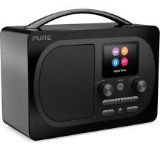 Pure PORTABLE DAB Radio FM EVOKE H4 bluetooth ecran couleur