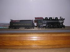 L.L./P2K #30221  P.RR. B-6 0-6-0 Steam Loco #7300  H.O.Scale 1/87