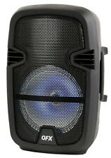 4,400 Watts Portable Party Bluetooth Speaker with Microphone & Remote - FreeShip